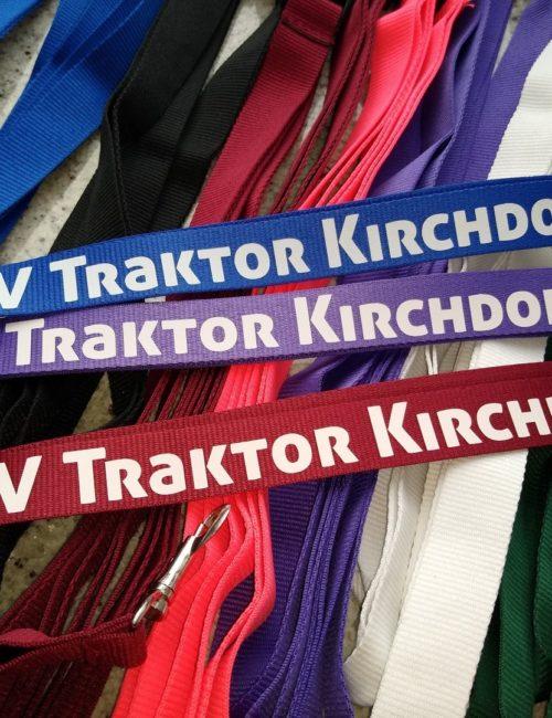 Schlüsselbänder SV Kirchdorf