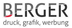 BERGER - druck, grafik, werbung